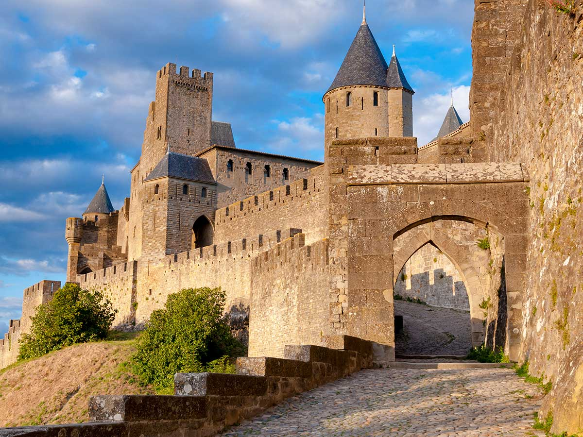 Un week-end magique à Carcassonne Sextant France